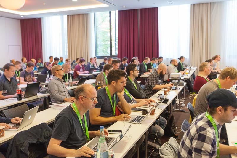 JavaScript Days Teilnehmer