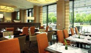H4 Hotel Berlin Alexanderplatz - Restaurant