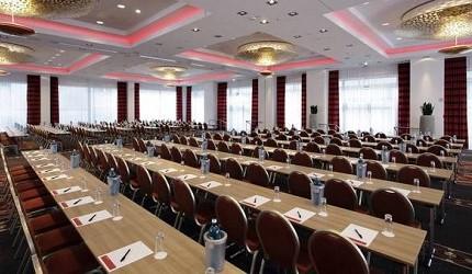 H4 Hotel Berlin Alexanderplatz - Tagungsraum